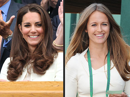 Kate Middleton, Kim Sears