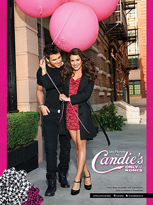 Lea Michele Candies 2