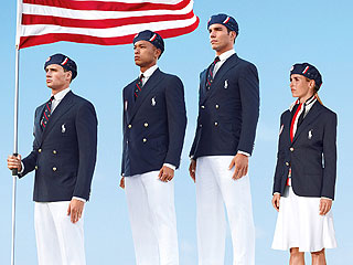 Ralph Lauren Responds To U.S. Olympic Uniform Controversy