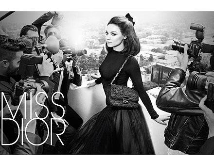 Mila Kunis Dior