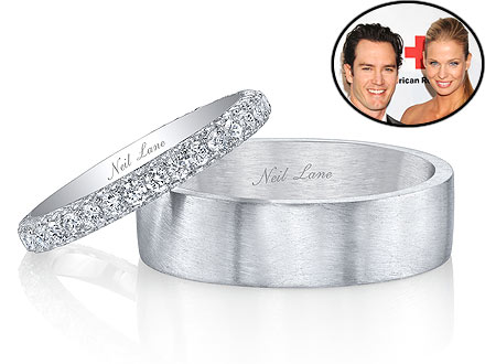 gosselaar 440x330 Exclusive: All About Mark Paul Gosselaar and Catrinona McGinn's Wedding Bands