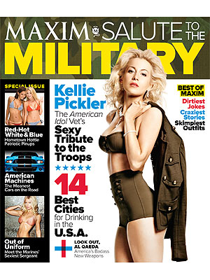 Kellie Pickler Maxim