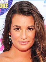 lea michele 150x200 Beauty Alert: Steal the Prettiest Pouts from the Teen Choice Awards