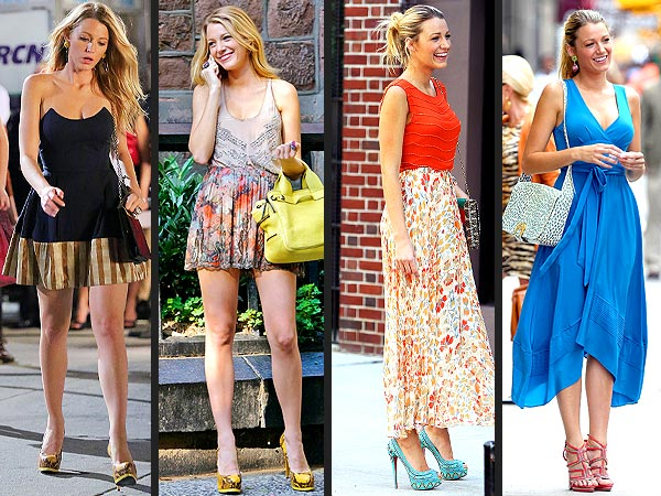 blake lively 600x450 The On Set 'Gossip Girl' Fashions We're Already Crushing On