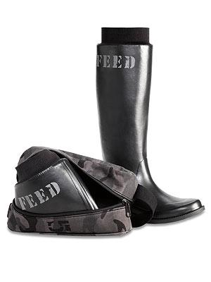 FEED DKNY boots