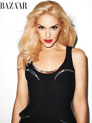 Gwen Stefani Harper's Bazaar