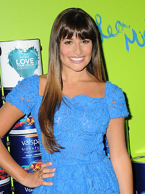 lea michele 300x400 Lea Micheles Nightly Beauty Routine Makes for Good Mornings