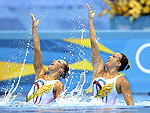 Olympic Synchronized Swimmers Spill Their Waterproof Beauty Secrets