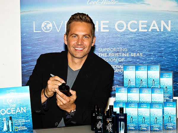 Paul Walker Cool Water