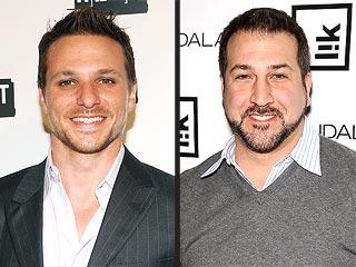 Drew Lachey Predicts He & Joey Fatone Will Be Rivals on Dancing | Drew Lachey, Joey Fatone