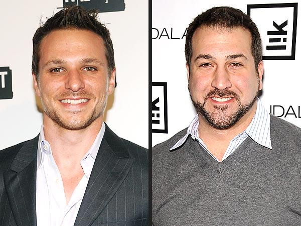 Dancing with the Stars: Drew Lachey Predicts He & Joey Fatone Will Be Rivals
