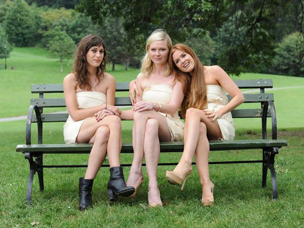 Bachelorette: Kirsten Dunst, Isla Fisher