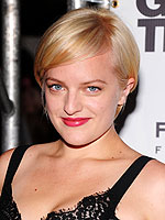 Elisabeth Moss Blonde Hair
