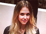 Jessica Alba Goes Blonde – for the First Time in Three Years