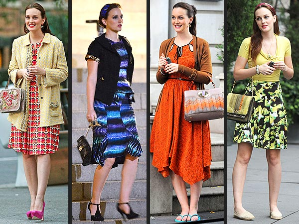 Leighton Meester Gossip Girl