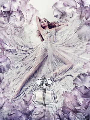 Marchesa Fragrance Ad