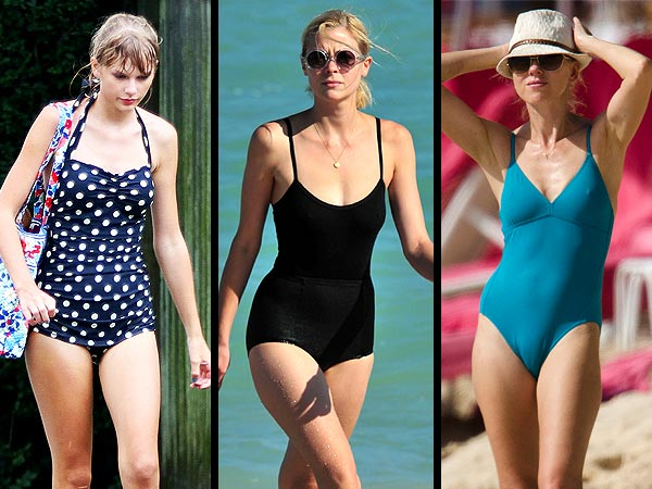 Taylor Swift, Jaime King, Naomi Watts