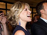 Ali Larter Dishes on Her Fun Fashion's Night Out in Chicago