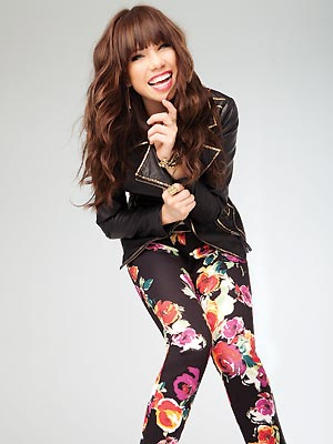carly rae 300x400 This Is Crazy: Carly Rae Jepsen Models for Wet Seal