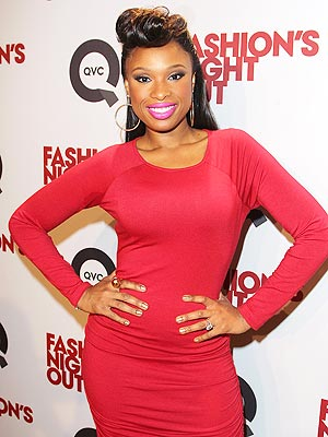 Jennifer Hudson Fashion's Night Out