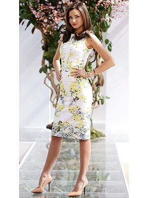 miranda kerr 300x400 The Most Loved Look of the Week: Miranda Kerr
