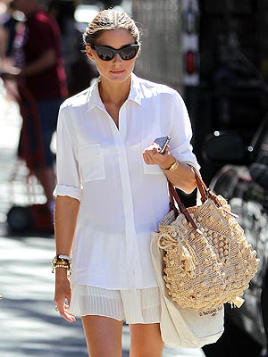 olivia palermo 300x400 POLL: Are You Going To Wear White Post Labor Day?