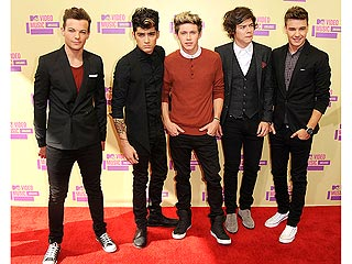 Who Was Hottest at the VMAs: One Direction or The Wanted?