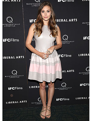 elizabeth olsen 300x400 The Week's Best Dressed Star: Elizabeth Olsen