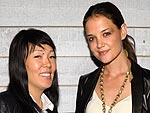 Katie Holmes Shows Her Holmes & Yang Line & the Fashion World Reacts