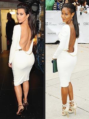 Jada Pinkett-Smith, Kim Kardashian