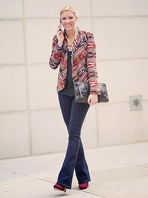 StyleWatch Denim Girl