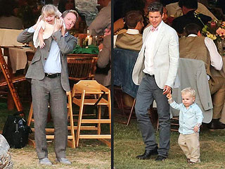 PHOTOS: Neil Patrick Harris Attends Cobie Smulders's Wedding with His Kids | David Burtka, Neil Patrick Harris