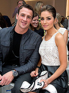 PHOTO: Ryan Lochte Is Smitten with Miss USA