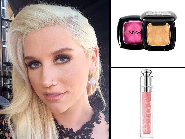 Kesha VMAs Makeup
