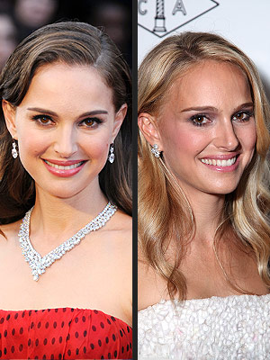 natalie portman 300x400 Natalie Portman Is Now Blonde