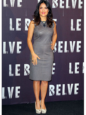 salma hayek 300x400 The Week's Best Dressed Star: Salma Hayek