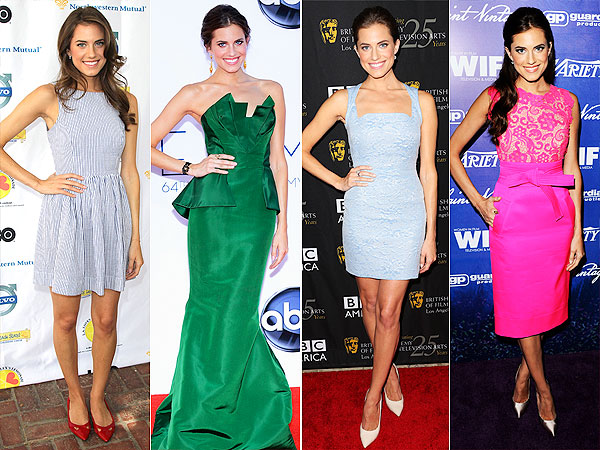 allison williams 600x450 We Can't Stop Talking About Allison Williams's Style