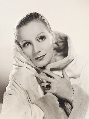 greta garbo 300x400 How You Can Score Greta Garbos Dresses, Bags and Jewels