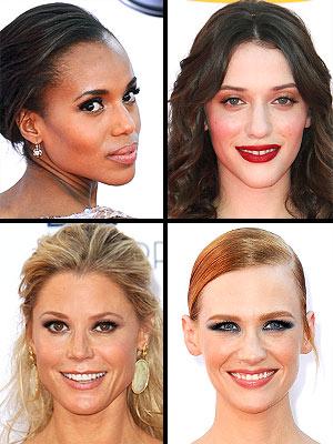 Emmys 2012 Makeup