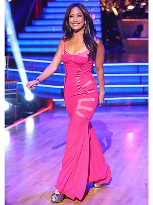 carrie ann inaba 300x400 Why Carrie Ann Inaba Wore Pink on Monday's 'Dancing with the Stars'