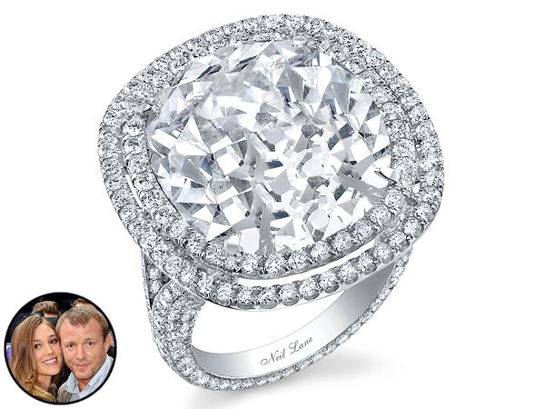 Guy Ritchie Engagement Ring