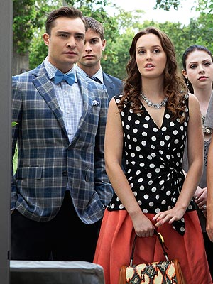 Blair & Chuck Gossip Girl Season Premiere