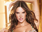 PHOTO: Alessandra Ambr&#243;sio Models $2.5 Million Bra