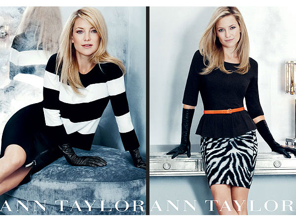 kate hudson 600x450 Why Kate Hudsons Ann Taylor Shoot Was So Painful