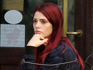 Wow! Ashley Greene Is a Redhead   Ashley Greene