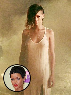 Rihanna Hair