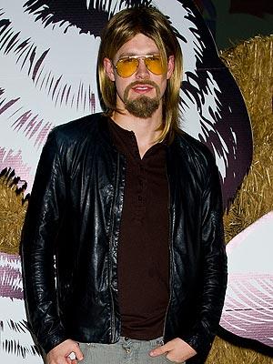 Chord Overstreet Brad Pitt Halloween