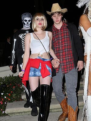 Emma Roberts Pretty Woman Halloween