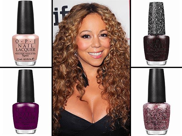 Mariah Carey OPI Nail Polish