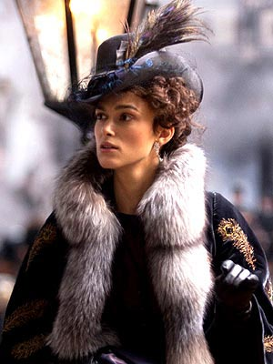 Anna Karenina and Keira Knightley: Old Story Revived by New Filmmaking